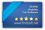 Undelete Navigator is Quality Stability Software. Certified by www.findsoft.net